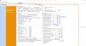 Thiết lập cấu hình tương tác trên phần mềm chăm sóc nick facebook