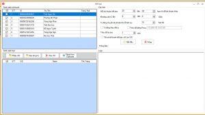 Cấu hình quản lý kết bạn trên phần mềm chăm sóc nick Ninja Care