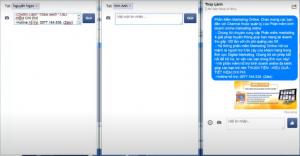 Phần mềm đăng bài quảng cáo facebook tự động spam -inbox