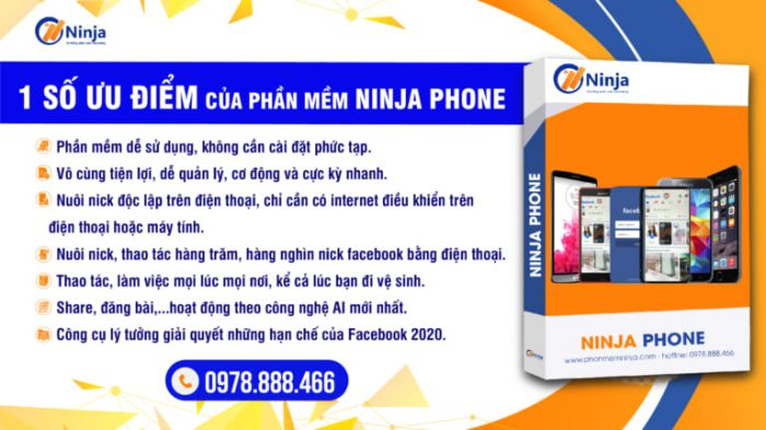 ưu điểm của phần mềm nuôi nick trên điện thoại